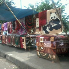 Photo taken at Underpass Pasar Gembrong by tri k. on 1/30/2013