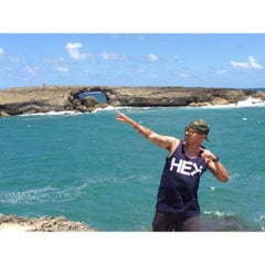 Photo taken at Laie Point by John N. on 9/2/2013