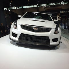 Photo taken at Chicago Auto Show by Mike C. on 2/21/2015