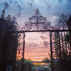 Photo taken at Ravenscourt Park by Lo L. on 6/17/2013