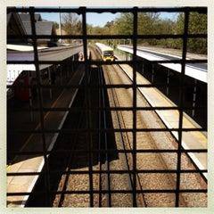 Photo taken at Penge East Railway Station (PNE) by J@ B. on 5/1/2013