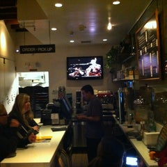 Photo taken at Churros Calientes by Jeannie N. on 2/15/2013