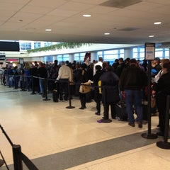 Photo taken at TSA Security Checkpoint by chris f. on 1/2/2013