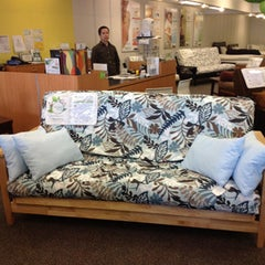 Photo taken at The Futon Shop Los Altos by The Futon Shop on 10/12/2014