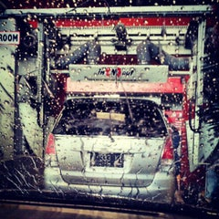 Photo taken at in N out Drive Thru Car Wash by Willi S. on 11/4/2012