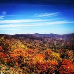 Photo taken at Fort Mountain State Park by Md B. on 11/5/2013
