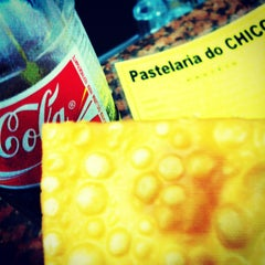 Photo taken at Pastelaria do Chico by Jeff P. on 1/14/2013