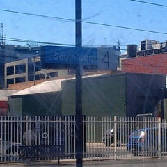 Photo taken at South Yarra Station by Marc D. on 1/3/2013