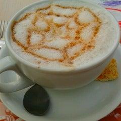 Photo taken at L'Angolo by Daniela H. on 11/26/2012