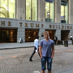 Photo taken at Trump Building by Даниил Т. on 7/10/2014
