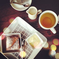 Photo taken at Lamill Coffee Boutique by Chic V. on 9/14/2012