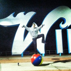 "Photo taken at ""Wildwoods"" Sign by Ali K. on 3/1/2013"