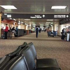 Photo taken at Terminal 4, Concourse B by Bryan J. on 11/6/2012