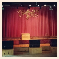 Photo taken at Normaltown Hall by Billy S. on 6/22/2013