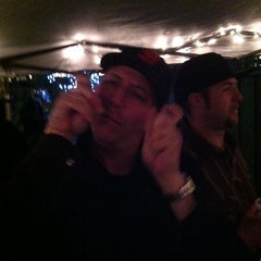 Photo taken at Gary's at the Belvedere by Jeff S. on 1/19/2013