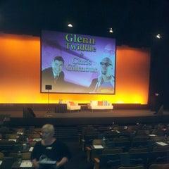 Photo taken at Parkside Auditorium by Glenn T. on 2/10/2013