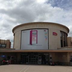 Photo taken at Gare SNCF de Dijon Ville by Clément M. on 6/14/2013