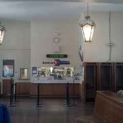 Photo taken at Amtrak Station Orlando by Tinkerella66 T. on 9/16/2012