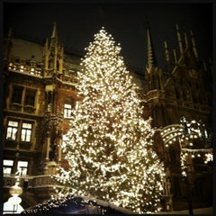 Photo taken at Christkindlmarkt by DM on 12/11/2012