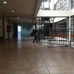 Photo taken at Universidad de Las Américas by Chris D. on 1/4/2013