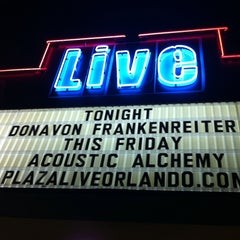 Photo taken at The Plaza Live by Fabio R. on 11/16/2012