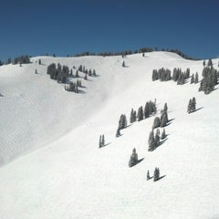 Photo taken at Back Bowls at Vail by Stephen C. on 2/27/2013