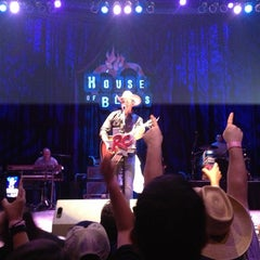 Photo taken at House of Blues by Stacey M. on 5/27/2013