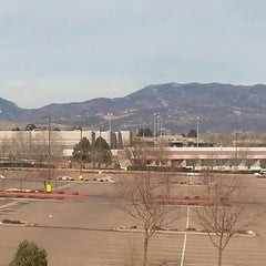 Photo taken at Hampton Inn & Suites Colorado Springs I25 S by Kevin B. on 3/3/2013