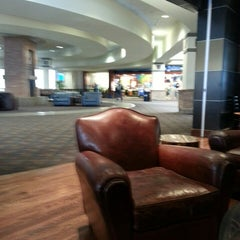 Photo taken at Colorado Springs Airport by Kevin B. on 3/4/2013
