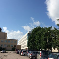 Photo taken at Tallinn Science Park Tehnopol HQ by Hiroshi N. on 7/13/2015