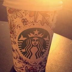 Photo taken at Starbucks by Nadia I. on 9/27/2015