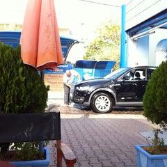 Photo taken at Speedy Car Wash by Fanis on 10/27/2012