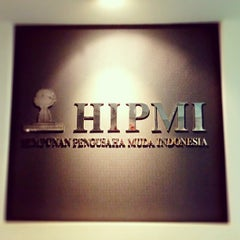 Photo taken at Hipmi Center by Takeshi A. on 8/26/2013