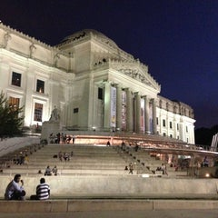 Photo taken at Brooklyn Museum by Ricardo T. on 7/12/2013