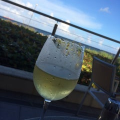 Photo taken at Sea Level Restaraunt and Ocean Bar by Shana G. on 9/27/2014