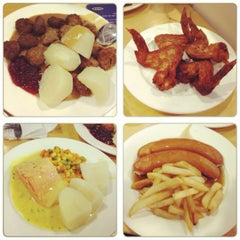 Photo taken at IKEA Restaurant by 💗Caelyn💗 L. on 5/14/2013