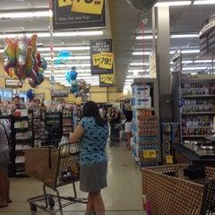 Photo taken at Safeway by Sara on 7/13/2013
