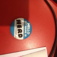Photo taken at Newbury Comics by Bill on 11/3/2012