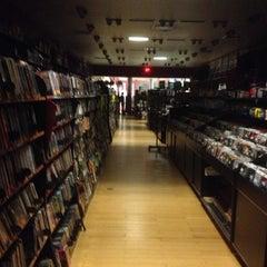 Photo taken at Newbury Comics by Bill on 11/29/2012