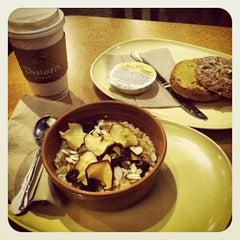 Photo taken at Panera Bread by Elden F. on 10/18/2012