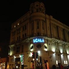 Photo taken at Scala by Rika O. on 10/31/2012