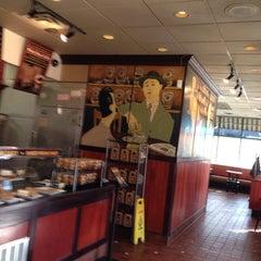 Photo taken at Bagel Beanery by Kathleen V. on 10/10/2014