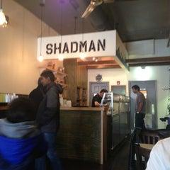 Photo taken at Shadman Restaurant by Mateen on 3/23/2013