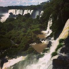 Photo taken at Parque Nacional de Iguazú by Natali on 1/16/2013