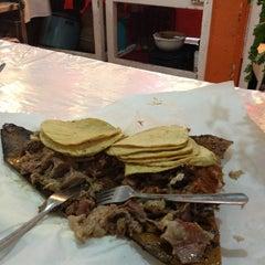Photo taken at Mercado Ixmiquilpan by Martin de Jesus G. on 2/2/2013