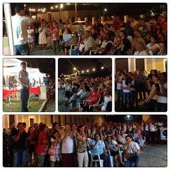 Photo taken at Igreja da Varzea by Ivanildo Silva on 10/3/2013