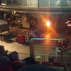Photo taken at The Hot Shop at the Museum Of Glass by Kristina H. on 2/10/2013