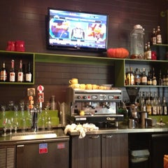 Photo taken at Snooze by Amanda H. on 11/4/2012