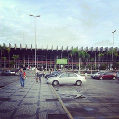 Photo taken at Terminal Rodoviário Governador Israel Pinheiro by Fabiano S. on 1/17/2013