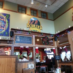 Photo taken at Boulder Beer Company by Carl on 11/24/2012